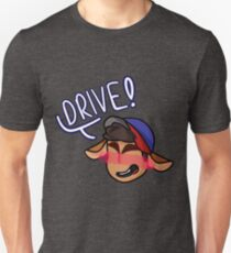 Grover - The Lightning Thief Musical - Drive! Unisex T-Shirt