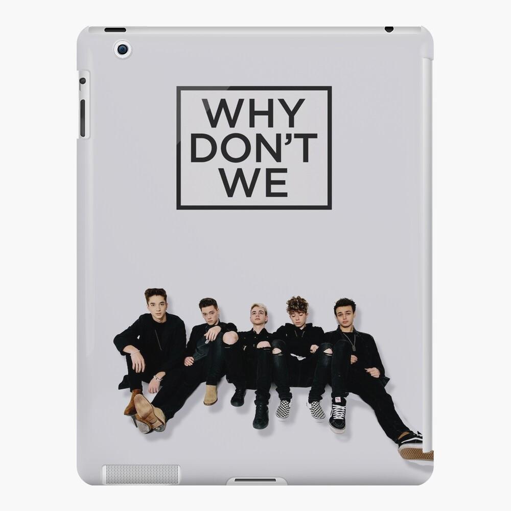 warum nicht wir? iPad-Hülle & Skin