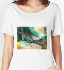 Deep into Jungle Women's Relaxed Fit T-Shirt