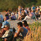 'The Hill' at Mindil Beach by Basa