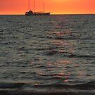 NT Sunset by Basa