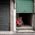 Red Chair ... by Michiel de Lange