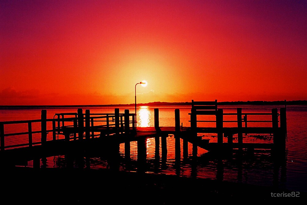 Warf at Dawn by tcerise82