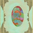 Fabric - The Qalam Series by Marium Rana