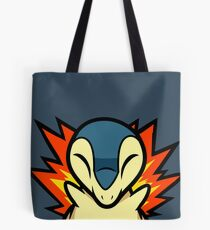 Cyndaquil Tote Bag