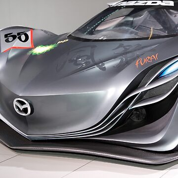 The Mazda Furai by JohnGaffen