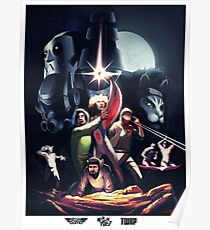 NSP TWRP Star Bomb Poster