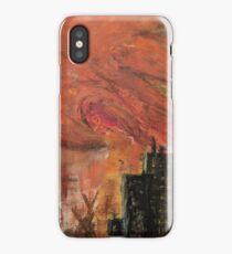 Eye see town  iPhone Case/Skin