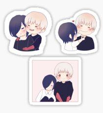 Kaneki Ken / Kirishima Touka - Touken Set Sticker