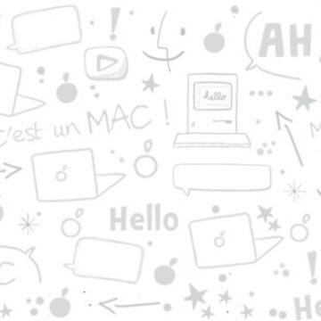 «Coque iPhone Hello!» par clairemilliet