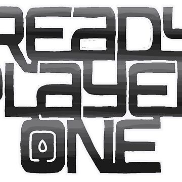 Ready Player One (Unofficial Logo) by EpicMangoDude