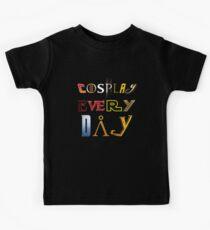 Cosplay Every Day Kids Tee
