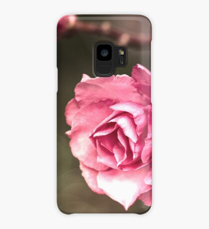 Beauty is a Light in the Heart Case/Skin for Samsung Galaxy