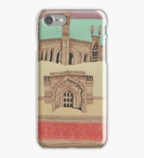 Enter - The Qalam Series iPhone Case/Skin