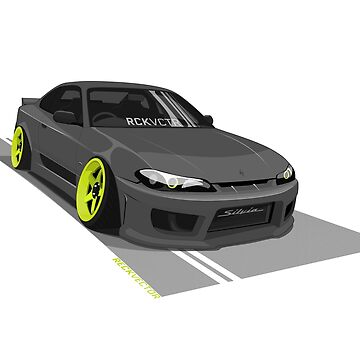 RCKVCTR Nissan Silvia S15 200SX by madebyluddy
