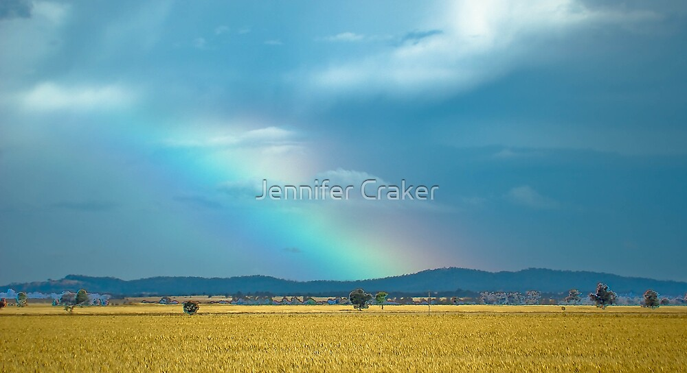 After the rain by Jennifer Craker