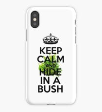 Keep Calm Fortnite iPhone Case/Skin