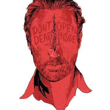 DON'T OPEN DEAD INSIDE by charlie-
