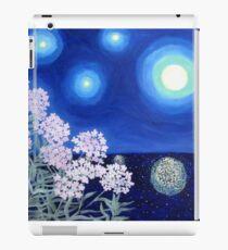 Stars and Flowers iPad Case/Skin