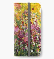 Flora & May Signature Piece iPhone Wallet/Case/Skin