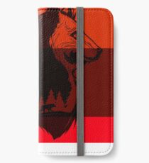 bear flag forever iPhone Wallet/Case/Skin