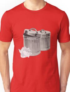 Trash Cans Unisex T-Shirt