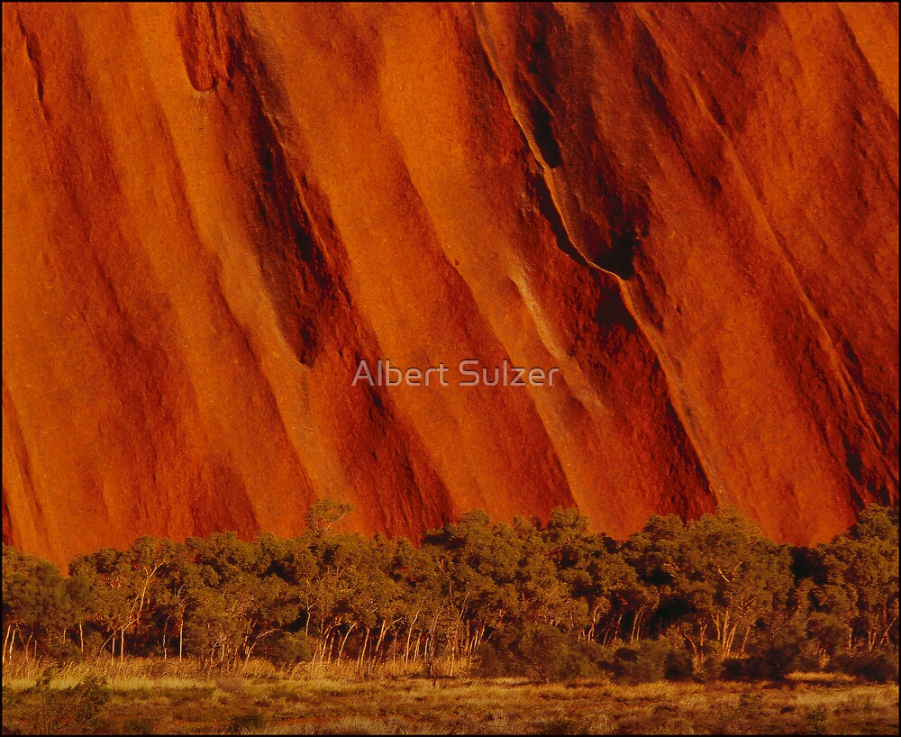 The Rock 02 by Albert Sulzer