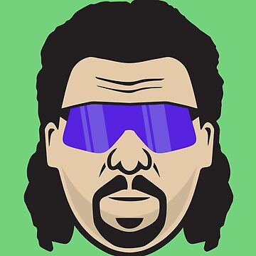 Kenny Powers of Eastbound & Down - Icon by BenFraternale