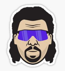 Kenny Powers of Eastbound & Down - Icon Sticker