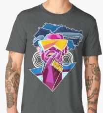 WOKE - Black & Beautiful Men's Premium T-Shirt