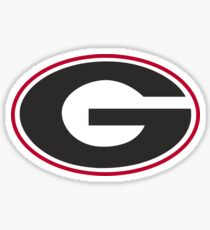 Georgia Bulldogs Sticker