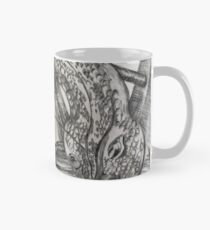 The Wasp and the Snake Classic Mug