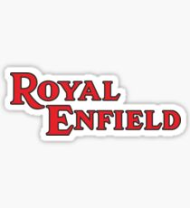 Royal Enfield Merchandise Sticker