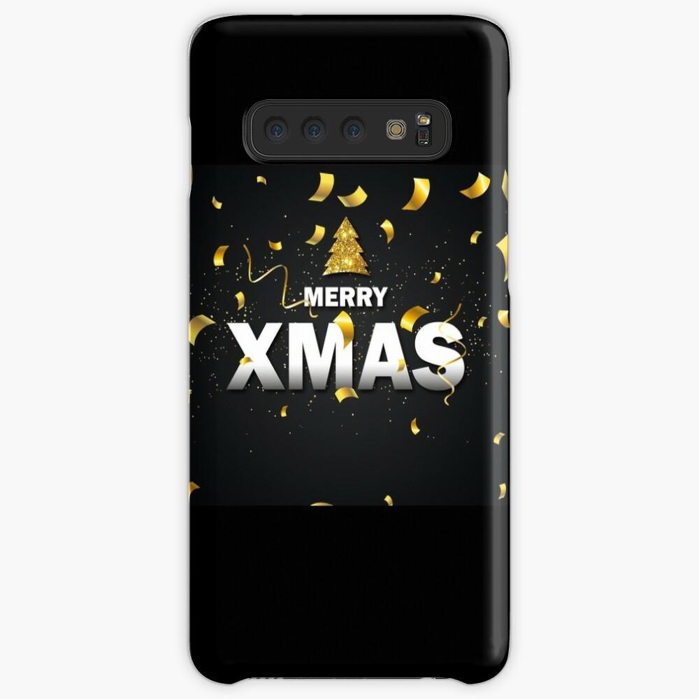 Frohes neues Jahr! Hülle & Klebefolie für Samsung Galaxy