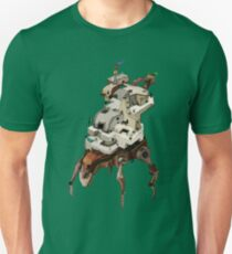Town Stilt Walker Unisex T-Shirt