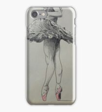 chaussures roses iPhone Case/Skin