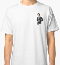 Sherlock- a study in dripping Classic T-Shirt