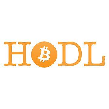 HODL BTC by Adrock318