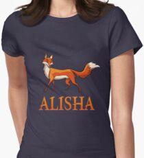 Alisha Fox Women's Fitted T-Shirt