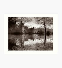Medieval Reflections Art Print
