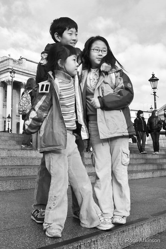 Siblings by Rose Atkinson