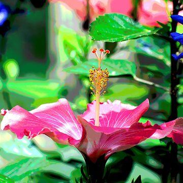 Summer Flowers by VeganBear