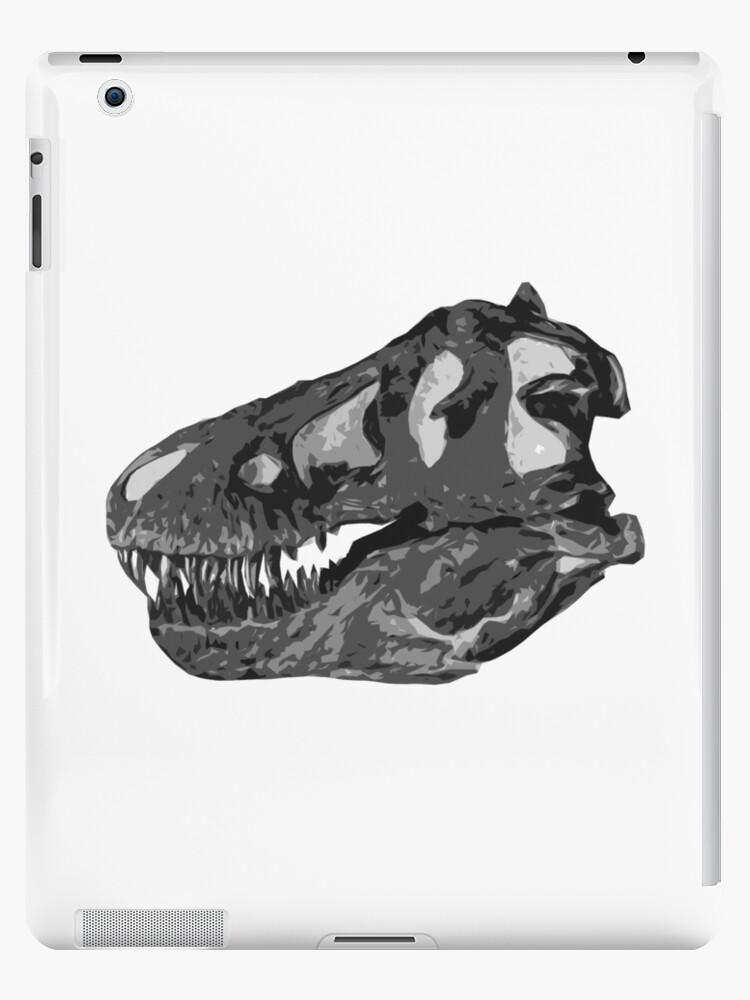 Tyrannosaurus Rex (T.Rex) Skull by MFinbowDesign