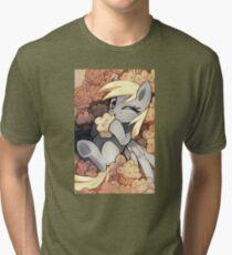 Derpy Hooves Tri-blend T-Shirt