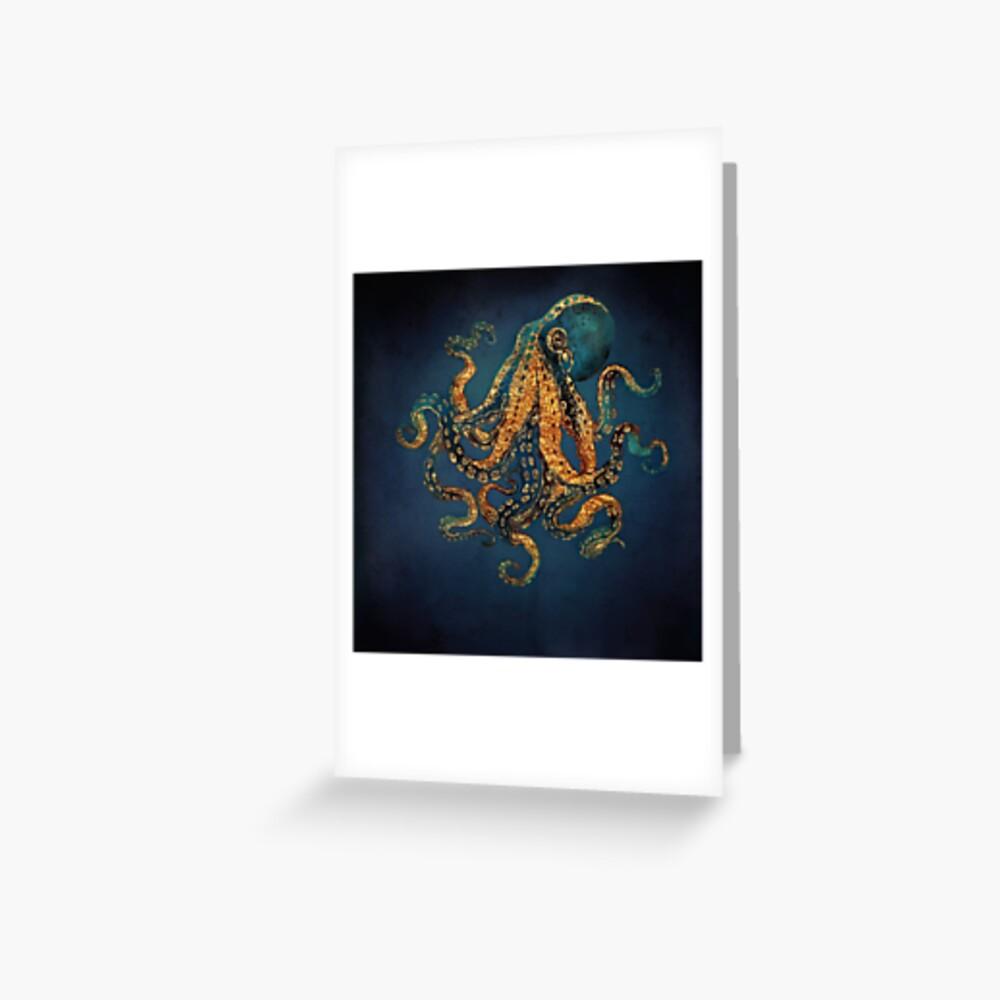 Underwater Dream IV Greeting Card
