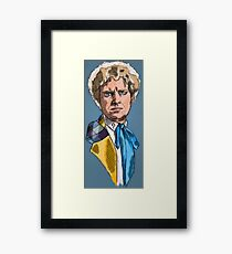 Sixth Lord of Time Framed Print