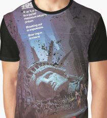 Escape from New York poster Graphic T-Shirt