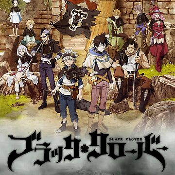 Black Clover by Puigx