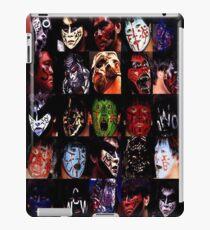 Great Muta faces  iPad Case/Skin