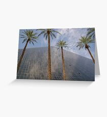 Las Vegas, Luxor Pyramid Greeting Card